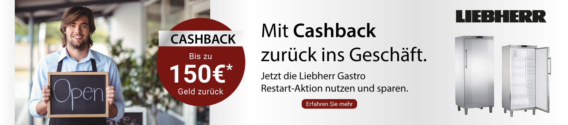 LIEBHERR Restart-Aktion