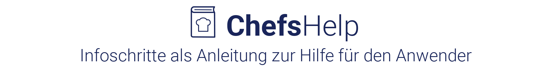 MKN ChefsHelp Banner