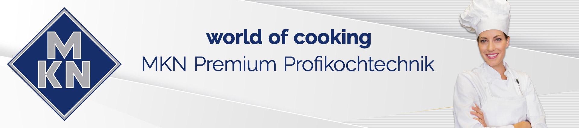 MKN Kochtechnik Banner