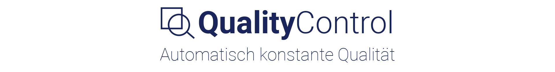 MKN QualityControl Banner