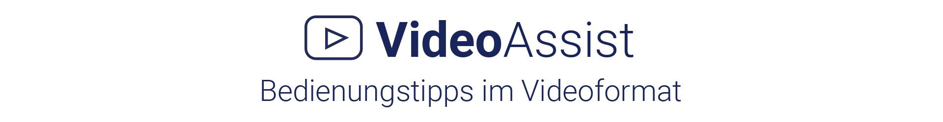 MKN VideoAssist Banner