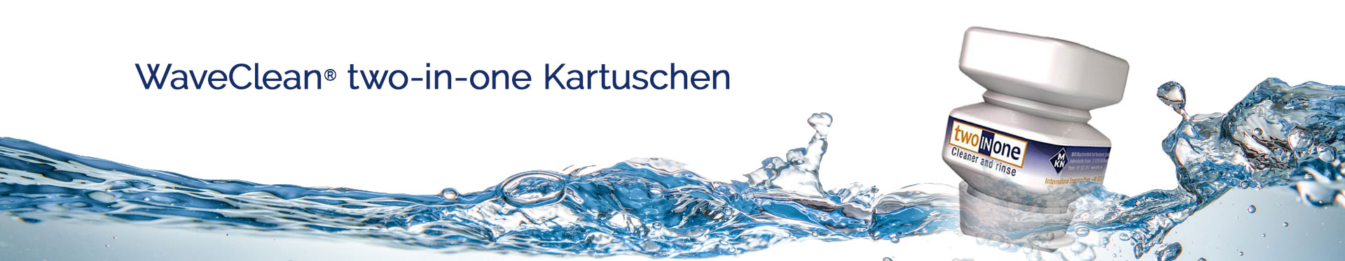 MKN WaveClean Banner