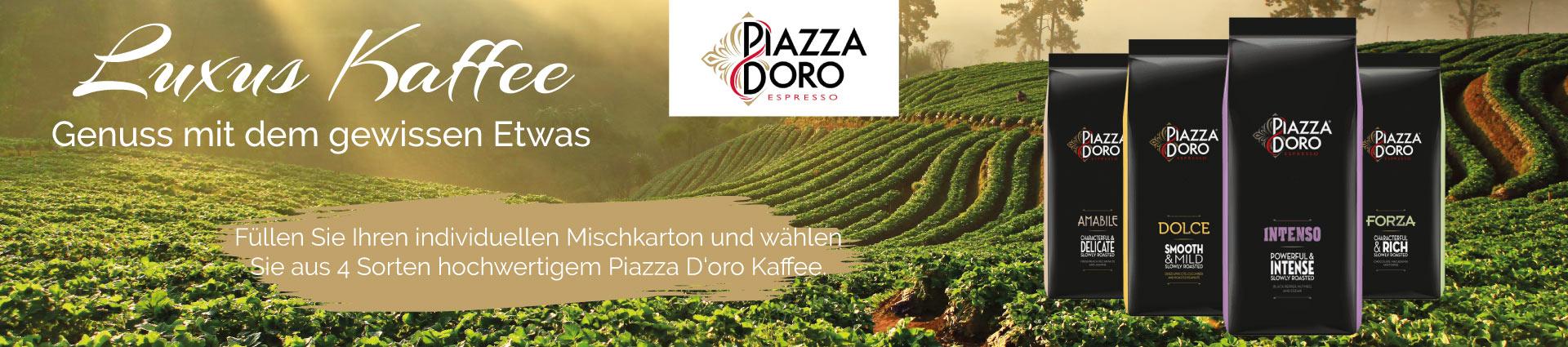 Piazza Doro DIY Banner