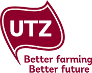 UTZ-zertifizierter Kaffee Logo