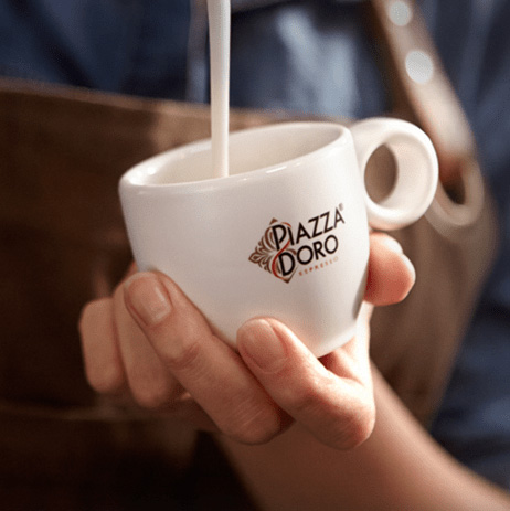 Piazza Doro Kaffeetasse