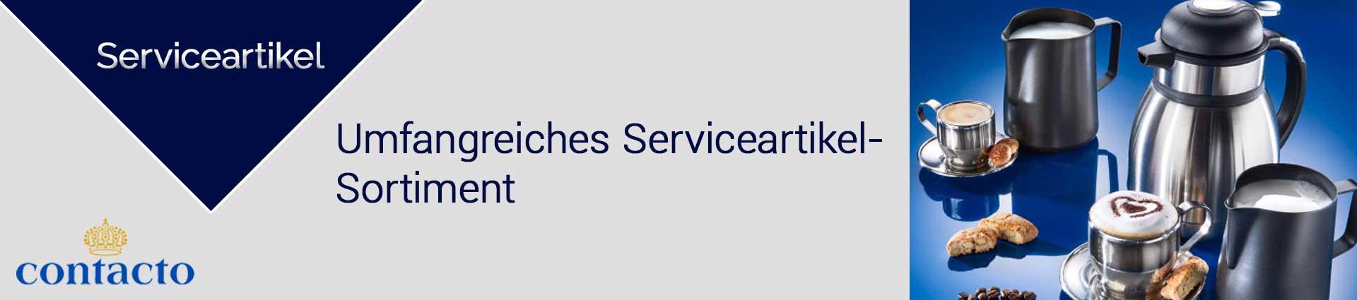 Contacto Serviceartikel Banner