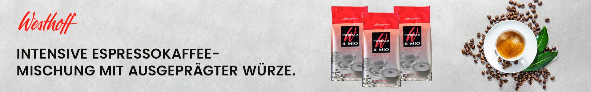 Westhoff Kaffee Banner