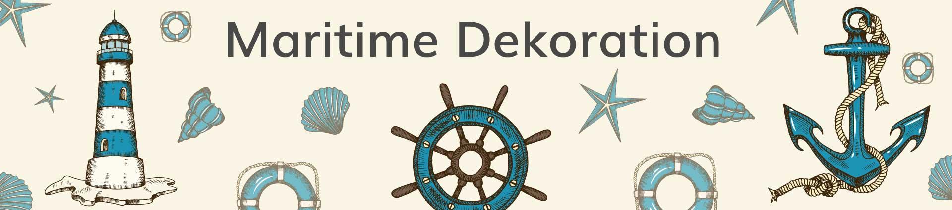 Deko und Geschenke Banner