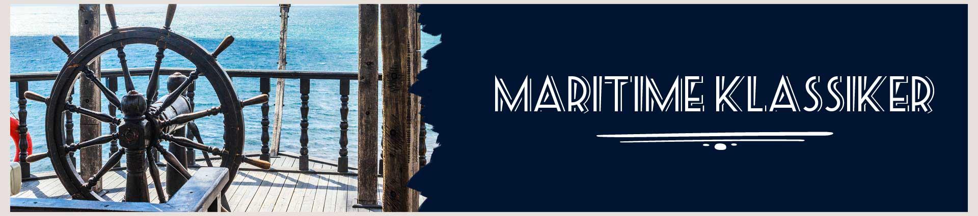 Maritime Klassiker Banner