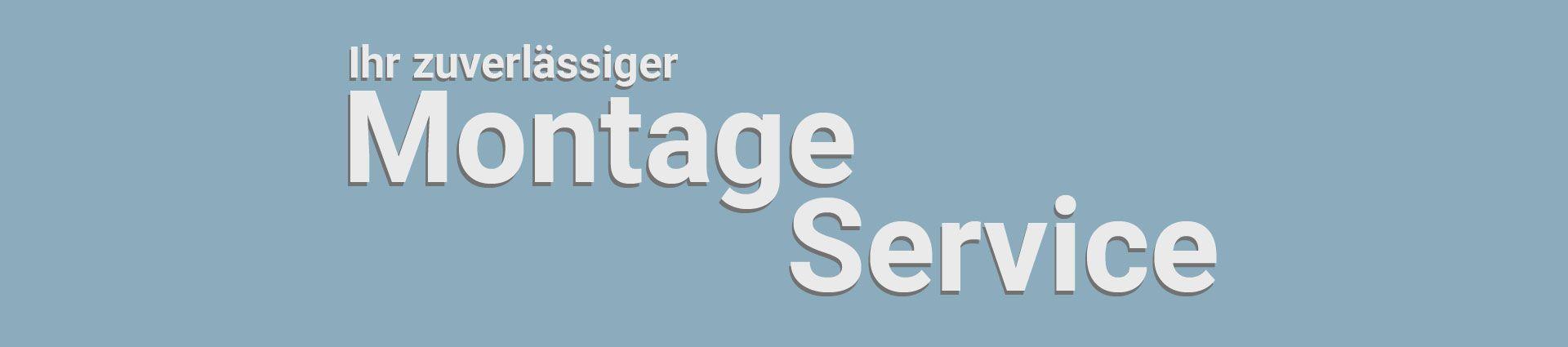 Gastronomie Montage Service