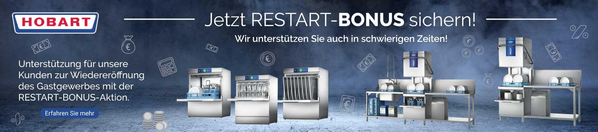 HOBART Restart-Bonus