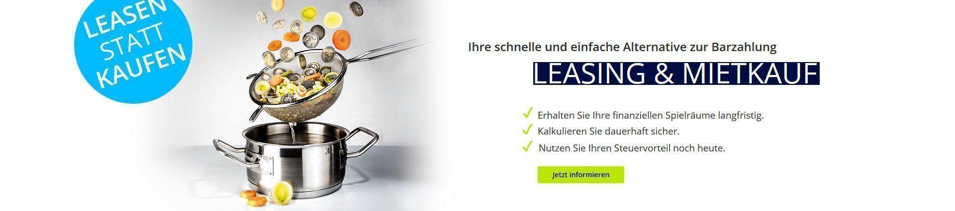 Finanzierung - Leasing/Mietkauf