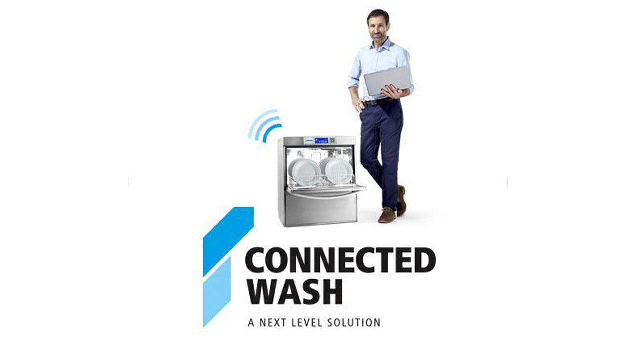 Winterhalter Connected Wash