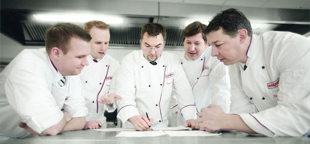 Großküchenplanung Team Rational