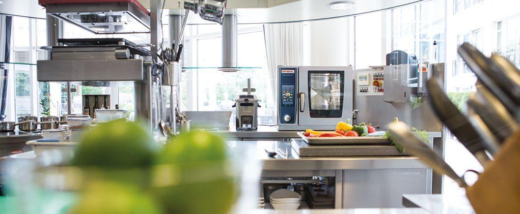 Großküchenplanung Leistungen