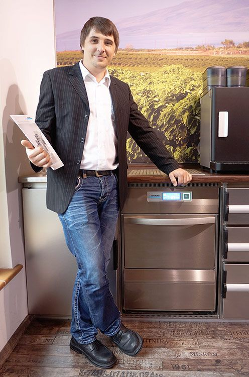 Sebastian Pust zur Digitalen Küche
