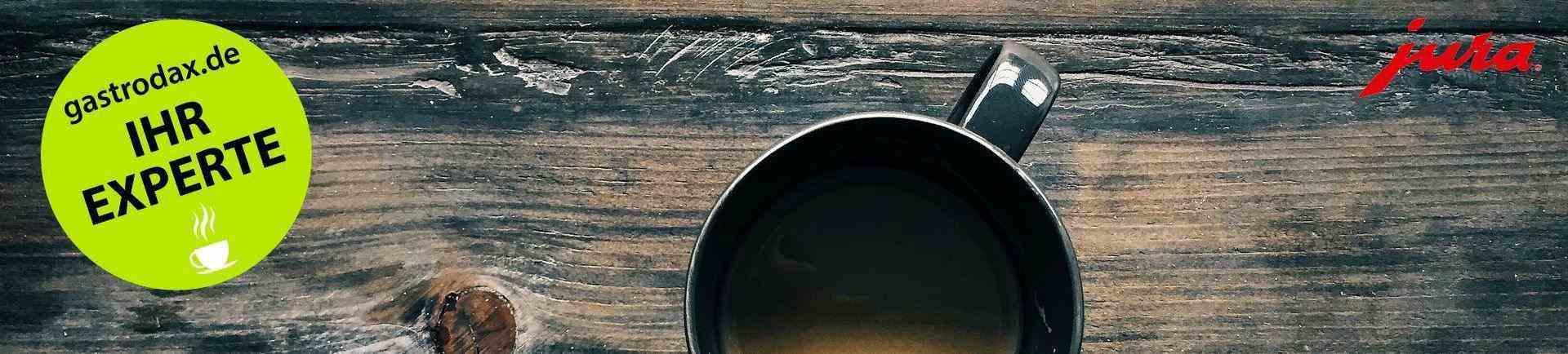 Ihr Experte für JURA-Kaffeevollautomaten
