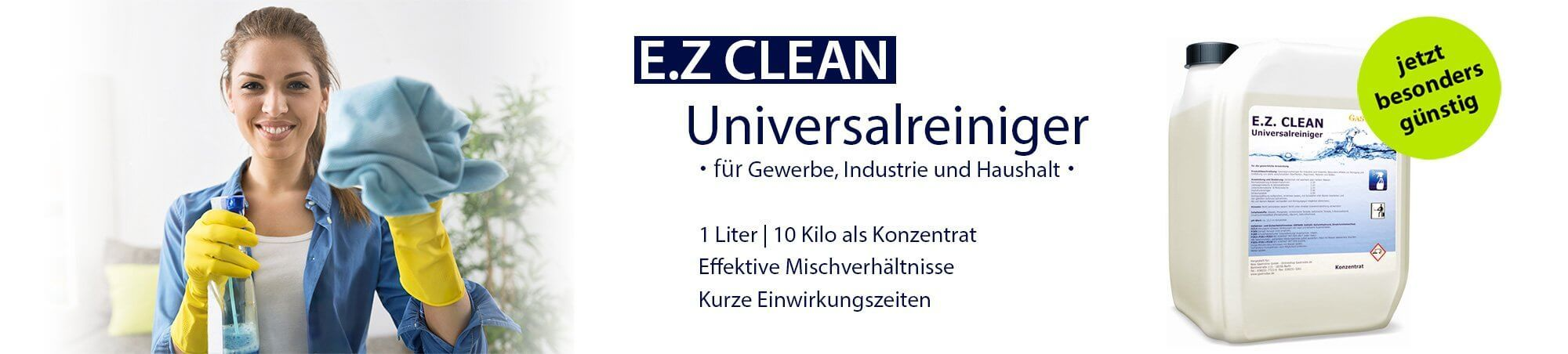 E.Z. Clean Universalreiniger im Angebot