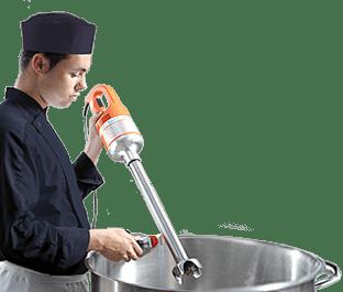Dynamix Mixer für die Gastronomie