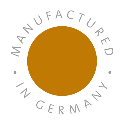 Manufacted in Germany
