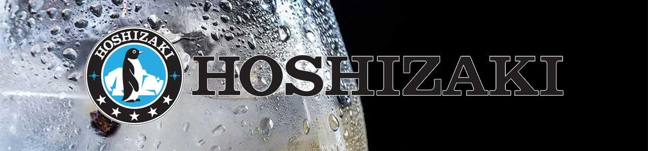 Hoshizaki Dispenser Banner