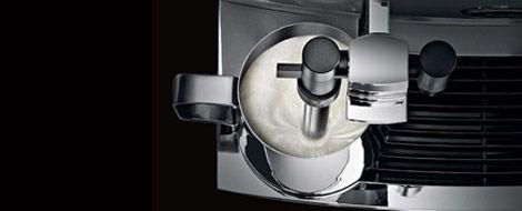 JURA GIGA X9 Professional Aluminium Technologien