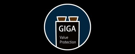JURA GIGA X9 Professional Aluminium GIGA Value Protection