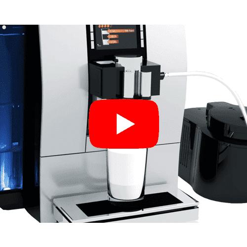 JURA Milch Technologie Video
