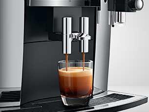Jura der perfekte Espresso