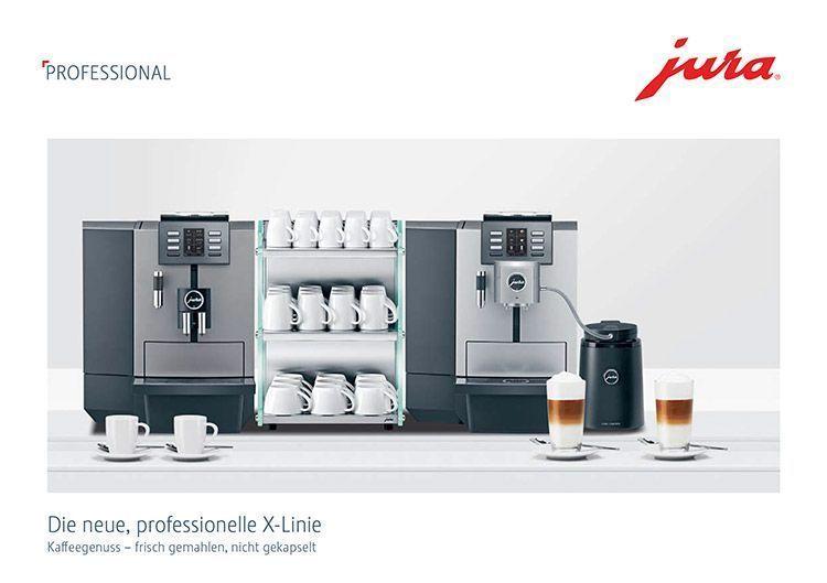 Die neue JURA X-Linie