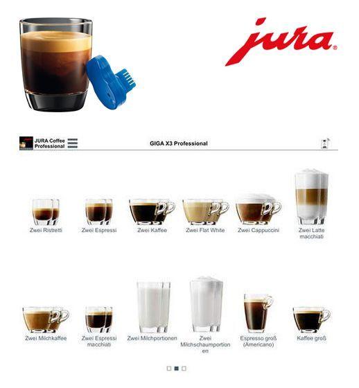 JURA Smart Connect Coffee App