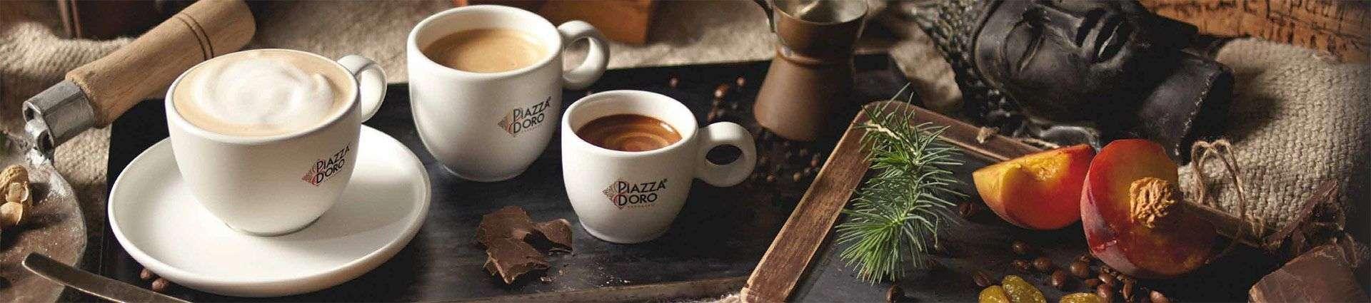 Piazza D'Oro Luxus Kaffeegenuss
