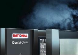 Rational iCombi Classic Frischdampfgenerator