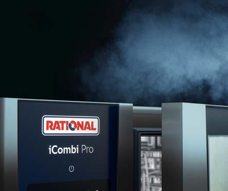 Rational iCombi Pro Frischdampfgenerator