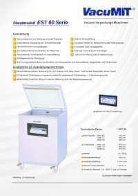 Info Flyer Vacu EST 60 pdf