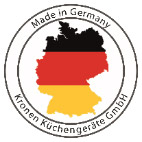 Kronen Küchengeräte Made in Germany Logo