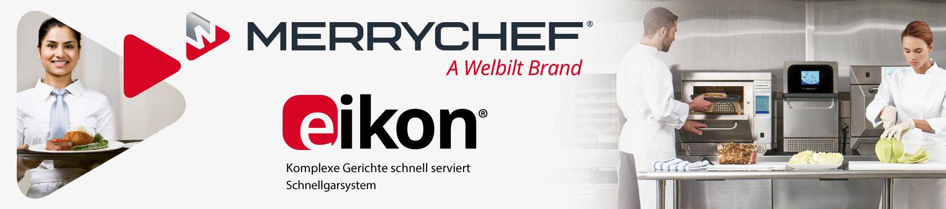 Merrychef eikon Series Banner