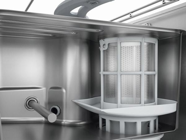Winterhalter PT Filtrationssystem