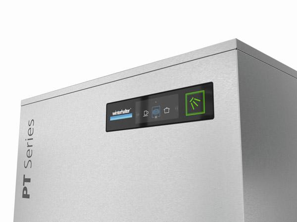 Winterhalter PT Serie Smartes Touch-Display